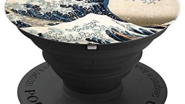 Birthday Gifts For Girls Great Wave Japanese Art Hokusai Kawanga Japan Lover G Amazon