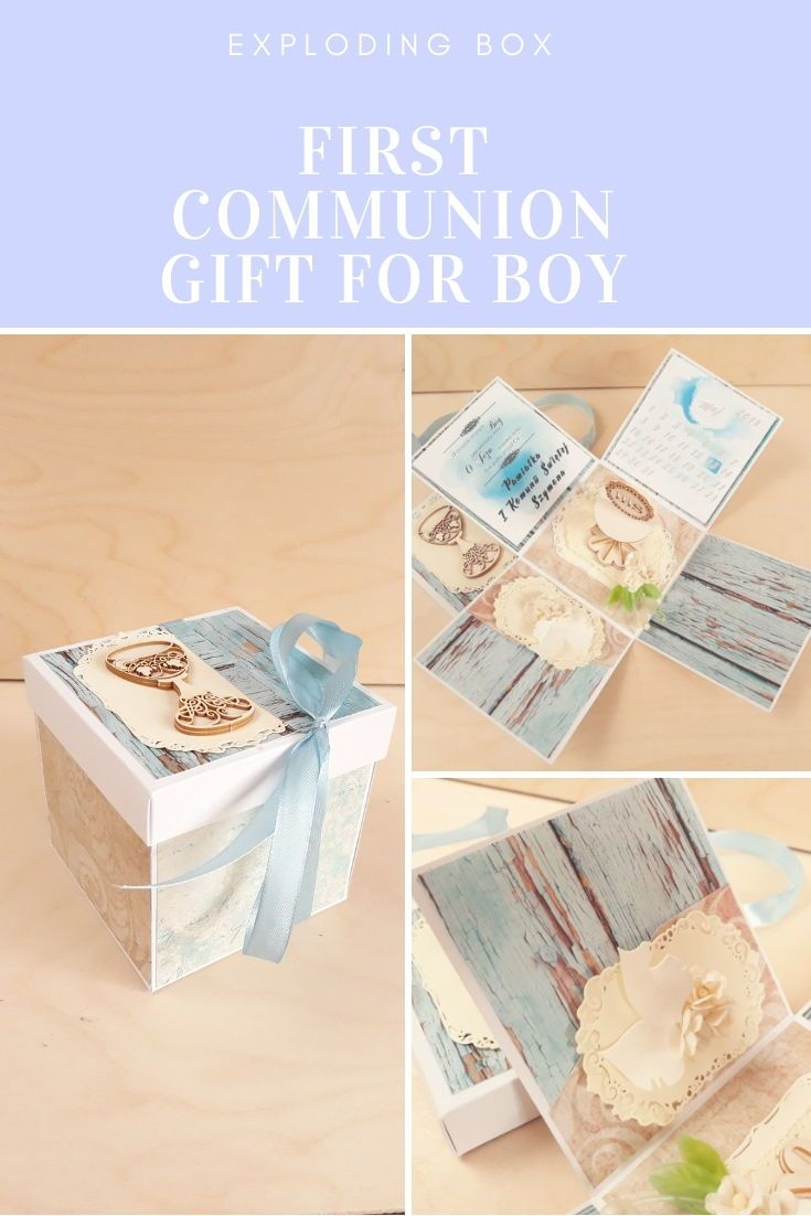 First communion gift ideas for adults