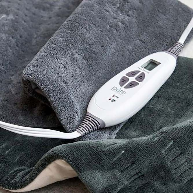 Electric Blanket #blanket #usefulgift ★ Good anniversary gifts for parents fro...