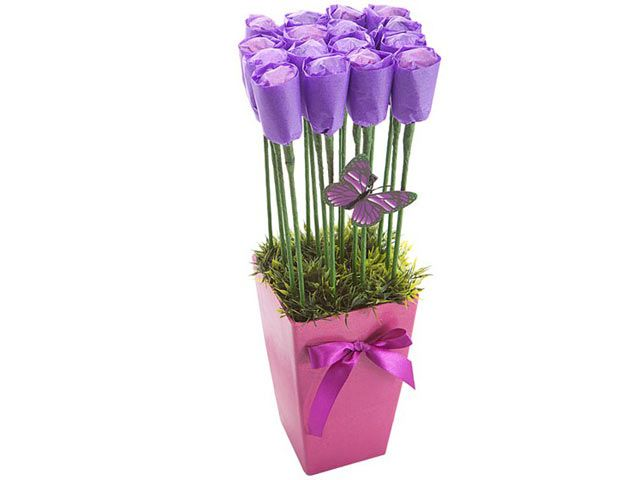 Flower Power at Chocolates Bouquets | Ignition Marketing Corporate Gifts www.ign...