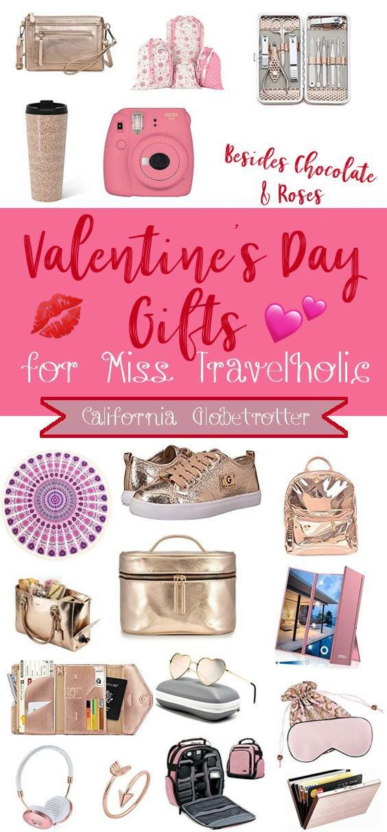Valentine's Day Gifts for Miss Travelholic - Travel Gifts for Valentine's Day - ...