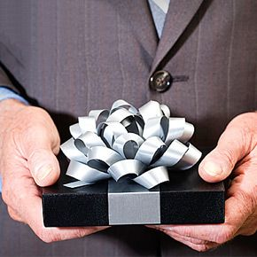 The benefits of corporate gift-giving far outweigh the costs, even for those on ...