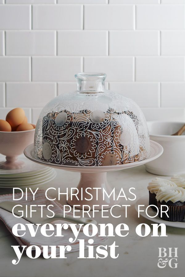 44 DIY Christmas Gifts You'd Want to Receive